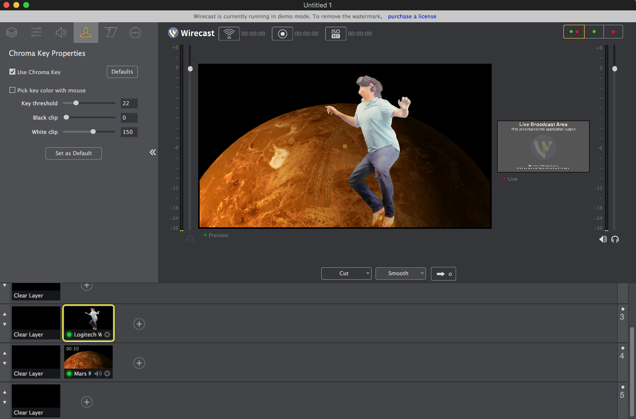 How To Use Chroma Key Software For Live Streaming - OBS Chroma Key