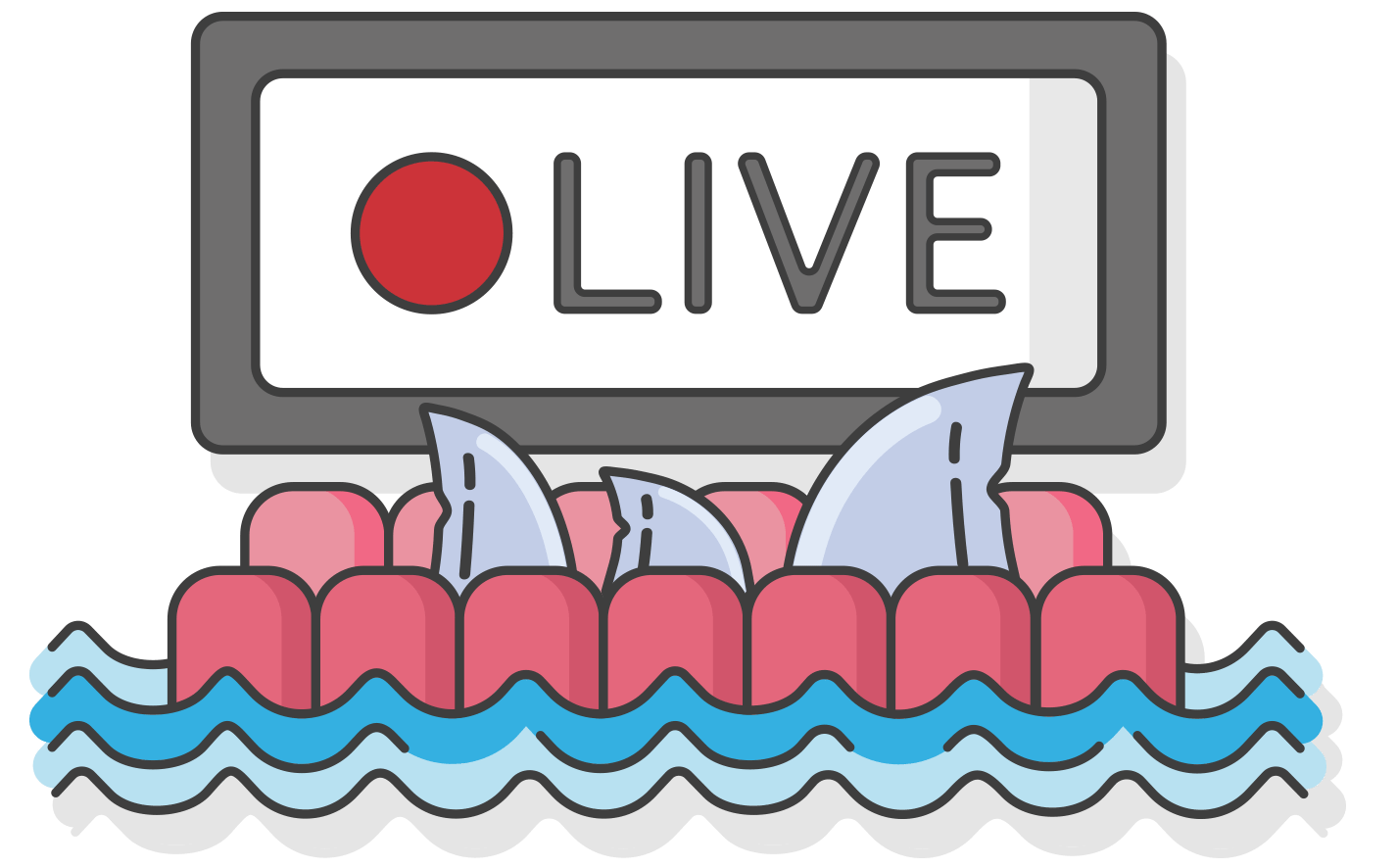 StreamShark Live Streaming