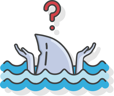 Shark Confused
